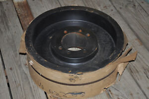 V belt 22 Inch Sheave 6d220 Detachable 6 Groove Nos