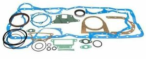 Ford Tractor Lower Gasket Set 8700 9700 Tw10 Tw20 Tw30