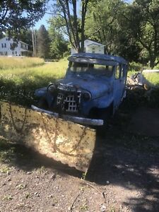 1953 Willy Jeep Project Car