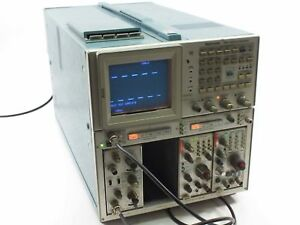 Tektronix 7854 400mhz Oscilloscope With 7b85 7a26 7b92 Untested As is