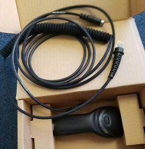 Metrologic Ms5145 31a38 Black Barcode Scanner