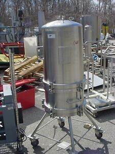 16zpb3 Cuno Stainless Steel Disc Filter Model 16zpb3