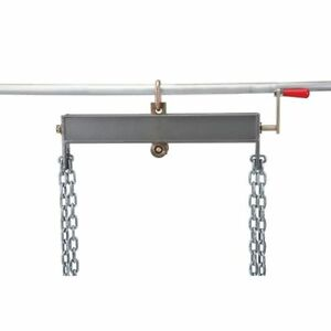 42 Long Chains Heavy Duty Load Leveler Car Truck Garage Engine Lift 2 Ton Max