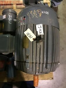 Us Electric 60 Hp Ac Motor 460 Volts 1780 Rpm 4p 364ts Frame 3 Phase 60hz