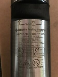 Franklin Fueling Systems 708590 Defender Series Overfill Prevention Valve