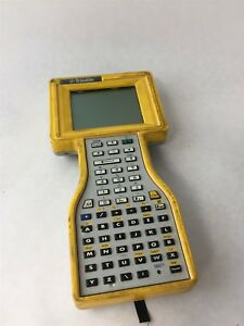 Trimble Tds Tsce 45185 00 Gps Surveying Hand held Portable Rugged Data Control