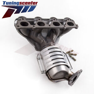 Catalytic Converter Manifold For 1996 1997 1998 99 2000 Honda Civic Hx Dx Lx I4