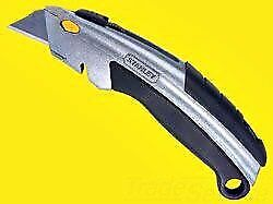 Stanley Hand Tools 10 788 Retractable Blade Contractor Grade Utility Knife
