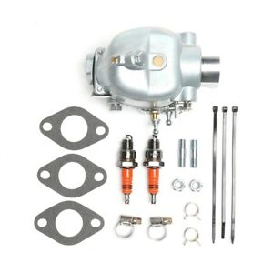 Replace Carburetor B4nn9510a Fit Ford 600 700 1955 1957 With 134 Cid Gas Engine