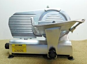 Mini Globe 8 5 Dei Commercial Meat cheese Slicer Deli Caterer Portable Italy