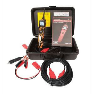 Power Probe 3s Big Display Circuit Tester Kit Accessories Camo Pp3s05as