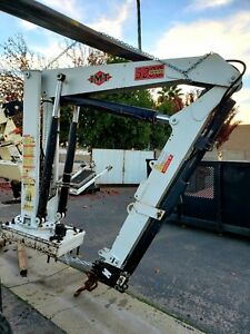 Imt 5200 Crane 40 W Outriggers Oil Tank
