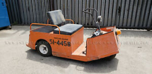 Taylor Dunn Ss5 36 Electric Utility Cart