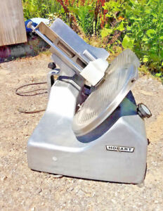 Hobart Meat Slicer Model 512