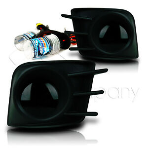 For 11 12 13 Scion Tc Fog Lights With Wiring Kit Hid Kit Super Smoke