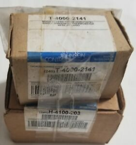 Johnson Controls H4100 203 Humidistat With T 4000 2141 Beige Cover
