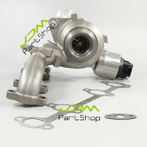 Bv39 Turbocharger For 05 07 Volkswagen Golf Beetle Jetta 1 9 Tdi 101hp Brm Turbo