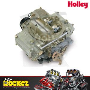 Holley 390cfm 4 Barrel Street Carburettor Ho0 8007