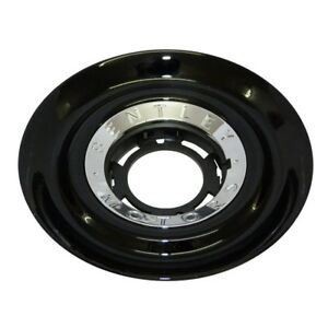 Bentley Black Wheel Hub Cap