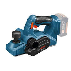 Bosch Gho18v li Professional Extremely Lightweight Cordless Planer Body Only