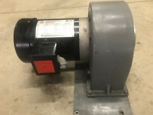 Worldwide Electric 1 Hp Blower Motor 3450 Rpm 208 230 460 Volt 56cb Frame 3ph