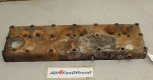 1946 1949 Plymouth Flat Head 6 Engine Cylinder Head 1120803 5