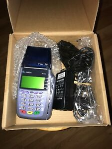 Verifone Vx 510 Le Credit Card Machine