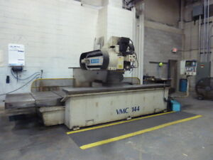 Komo Vmc144 Cnc Vertical Machining Center 10 000 Rpm Spindle
