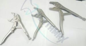 Vise Grip Plier Large Medium Small Orthopedic Instruments Excellent Quality