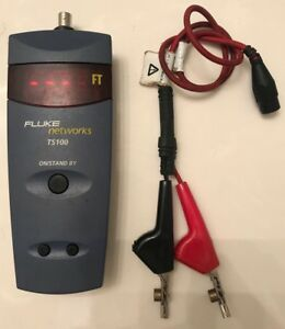 Fluke Networks Ts100 Excellent Condition