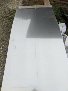 Stainless Steel Sheet Metal 14 Gauge 430 2b Polished Finish 48 X 96