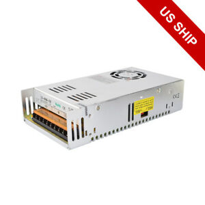 Dc12v 400w 33a Switching Power Supply 115v 230v For Diy 3d Printer Cnc Robot