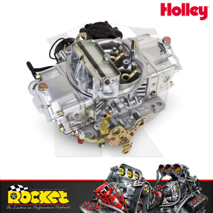 Holley 670cfm 4 Barrel Aluminium Street Avenger Carburettor Ho0 83670