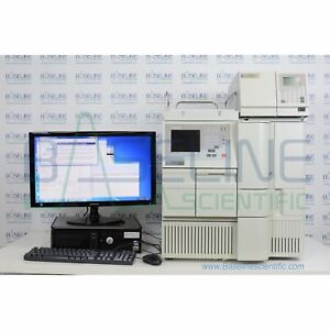 Refurbished Waters Alliance E2695 Hplc And Waters 2414 Rid With Warranty