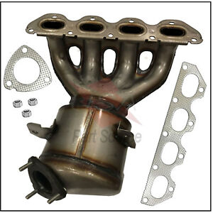 Saturn Astra 2008 2009 1 8l New Front Manifold Catalytic Converter Direct Fit