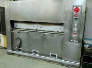 Reed Oven Revolving Bakery Oven 20 Pan Natural Gas Revolving Oven Refurbished