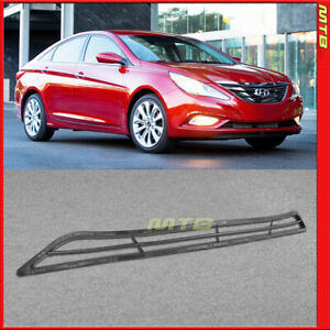 2011 2013 For Hyundai Sonata Lower Front Bumper Grille Radiator Grill Pp
