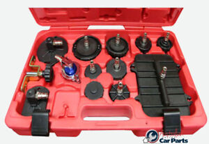 Pressure Brake Bleeder Master Adaptor Kit