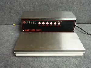Anvil Vacuum 2005 Commercial Food Vacuum Sealer 400w