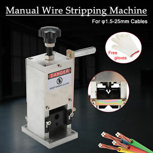 Scrap Cable Stripper Wire Stripping Machine For Scrap Copper Recycling Hot