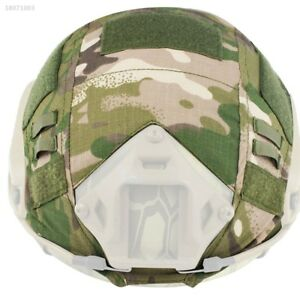 Tactical Helmet Fast Helmet Cover Outdoor Airsoft Headgear For Military E12F