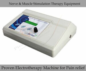 Professional Chiropractic Physical Therapy Machine Joint muscle Pain Relief Ni3