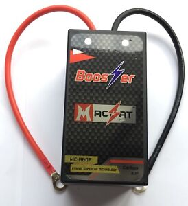 Super Capacitor Battery Booster 60f 15v Module Pack Engine Starting Audio 230amp