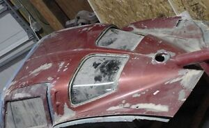 1963 Corvette Split Window Coupe Used Original Fiberglass roof Skin Only 63 Gm