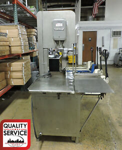 Hobart 5216d Commercial Meat Saw 3 Ph 200v