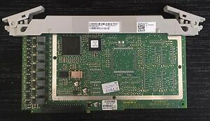 Nortel Norstar Cics Tcm8 8 Station Expansion Combo Card Nt7b58aaat Ntbb04gc