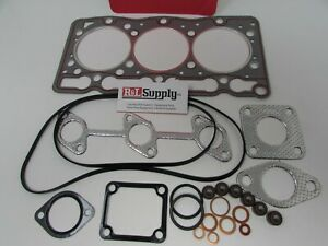 Kubota Upper Gasket Kit 07916 29112 07916 29116 B2400 D1105
