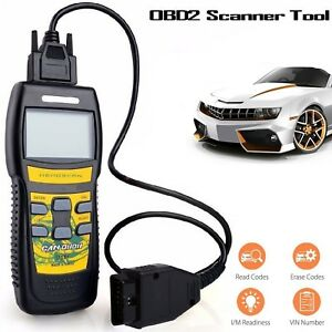 Diagnostic Scanner Car Engine Fault Auto Code Reader Obd2 Can Bus Scan Tool U581