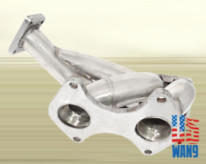 1993 1995 Mazda Rx 7 Fd 3s Rotary T4 Turbo Manifold Stainless Header
