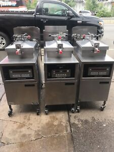 Henny Penny Pressure Fryer6465231128 Ronnie